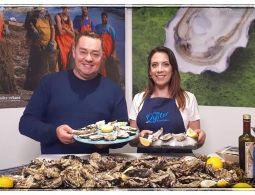 Sligo Oyster Experience to feature on Neven's Sea Trail on RTE 1