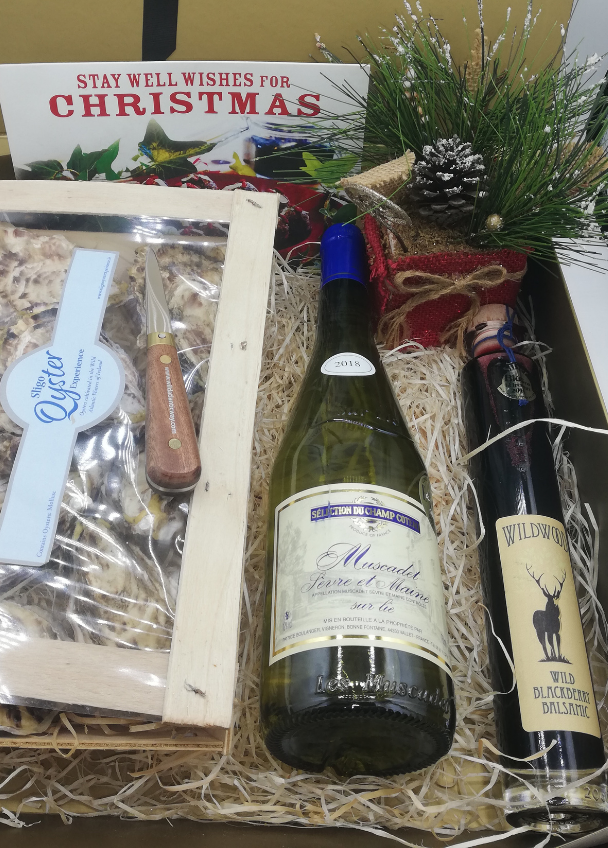 Sligo Oyster Experience Gift Food Hamper