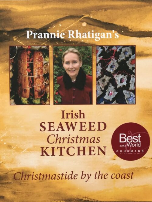 Irish Seaweed Christmas Kitchen by Prannie Rhatigan