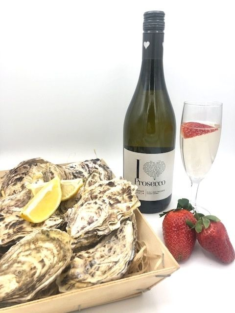Mother's Day Oyster & Prosecco Gift Box