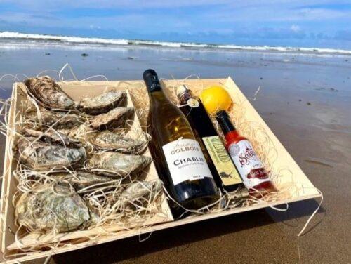 Oysters & Chablis Picnic Box